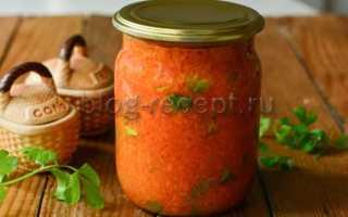 Как приготовить икру из моркови на зиму