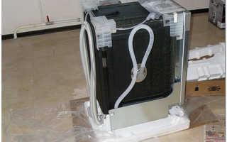 Как подключить слив посудомоечной машины к канализации